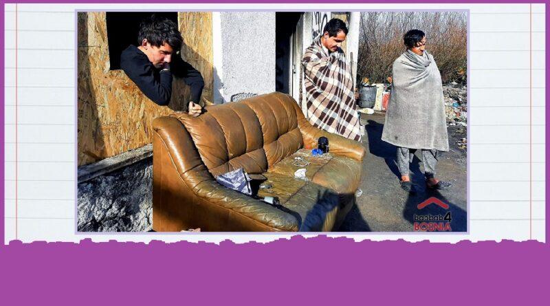 Migranti: in migliaia bloccati  in Bosnia, come aiutare
