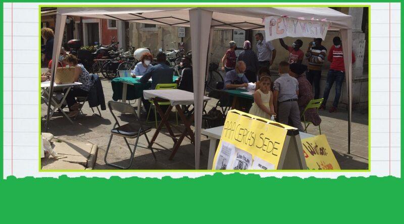 In piazza la Penny Wirton di Chioggia, appello al sindaco
